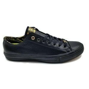 Converse BHM Black History Month Leather Size 10